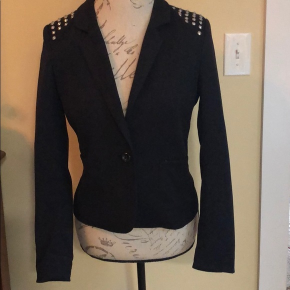 Divided Jackets & Blazers - Divded H & M Black lined Jacket No stains no rips